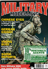 MILITARY MODELLING Magazine 4 August 2000 - Chinese Eyes, German Knight,