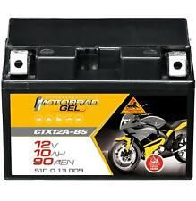 wartungsfrei einbaufertig mit Pfand Gel-Batterie Honda ST 1300 SC51