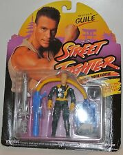 GI Joe Street Fighter TV, Movie & Video Game Action Figures