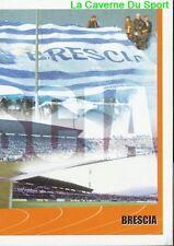 8 BRESCIA CALCIO 2/2 ITALIA SQUADRE TEAM STICKER SUPER CALCIO 2001 PANINI
