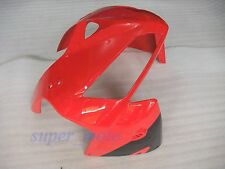 Front fairing nose upper cowl Honda CBR600RR cbr600 rr F5 2005 2006 05 Red black