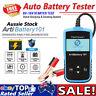 Car Battery Tester Auto Starter Load Digital Car Charging Analyzer 100-2000CCA