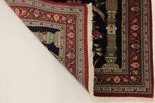 Sherkat ghomi liège laine très fine PERSAN TAPIS tapis d'Orient 1,18 x 0,82