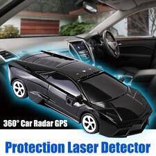 360° Car Radar GPS Protection Laser V3 Detector Speed Anti Police Voice  !! !!