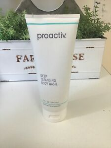 Proactiv Deep Cleansing Body Wash 9oz NO OUTTER SEAL New Exp 06/23