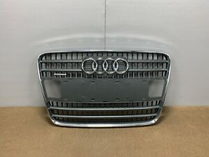 2010-2015 Audi Q7 Quattro Front Radiator Grille Genuine OEM 4L0853651