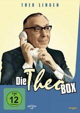 THEO LINGEN - DIE THEO BOX: DIE FEUERZANGENBOWLE/ALMENRAUSCH... 2 DVD NEU