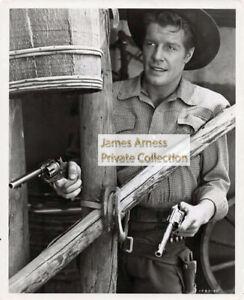 "James Arness Gunsmoke Marshal Dillon ""Wagon Train"" Robert Horton Photo # 20"