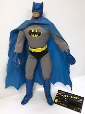 Vintage 1970's MEGO 12 inch 1978 - Magnetic Batman Action Figure DC Comics