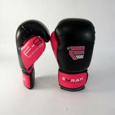 Emrah Advance Tech Women's Pink & Black F-9 Boxing Gloves - With Advanced Grip