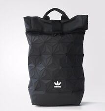 ADIDAS ORIGINALS 3D ROLL TOP BACKPACK   BNWT LAST 3  ISSEY MIYAKE STYLE