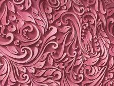 25 cm Jersey Kinderstoff Rosa Pink Ornamente  15€/m