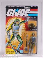 1983 Hasbro GI Joe Tripwire 32 Back AFA 85 C85 B85 F85 MOC