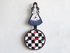 Alice in Wonderland - Wall Clock