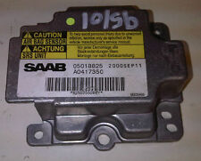 SAAB 9-5 95 SRS Safety Airbag Module Electronic Unit 2000 - 2001 5018825