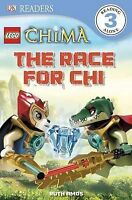 Lego Legends of Chima: The Race for Chi (DK Readers: Level 3), Amos, Ruth, Very