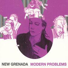 New Grenada Modern Problems 10 track 2006 cd NEW!