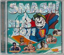 CD Bruno Mars, Jason Derulo, Pitbull, Frida Gold, A. Stan `Smash! Hits 2011` Neu