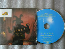 CD-JANET JACKSON-GOT TIL IT'S GONE-FEAT.Q TIP & JONI MITCHEL(CD SINGLE)97-2TRACK