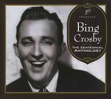 The Centennial Anthology by Bing Crosby (CD, Aug-2006, 2 Discs, Master Classics)
