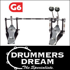 Gibraltar 6711DB Double Bass Drum Pedal - New G6 Model  5 YEAR WARRANTY! NEW