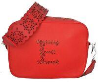 Borsa Borsetta Spalla Tracolla Donna Rossa Ermanno Scervino Bag Woman Red Linea