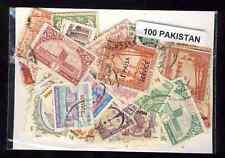 Pakistan 100 timbres différents
