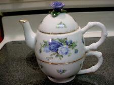 """Royal Albert Moonlight Roses �� Tea for One """" Set"""