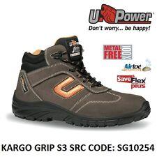 UPOWER Scarpa lavoro Antinfortunistica KARGO GRIP S3 SRC U-POWER SG10254