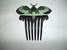 TITANIC ROSE'S REPLICA BUTTERFLY COMB WITH VELVET BAG
