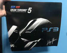 PlayStation 3 GRAN TURISMO 5 Faceplate PS3 RARE