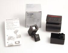 Panasonic DMW-LVF1 digitaler Aufstecksucher / Live View Finder für GF1, GF2, LX5
