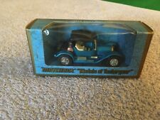 Matchbox Models of Yesteryear Y-8 1914 Stutz Roadster Car - Scale 1:48 -Boxed