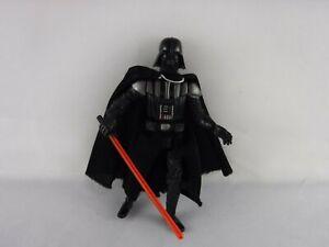 """STAR WARS Loose 3.75"""" Hasbro Figure Toy - Darth Vader Lightsaber Attack ROTS"""