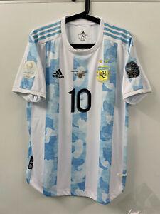 COPA AMERICA 2021 Final Argentina vs Brazil Player version Messi