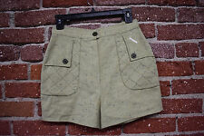AMERICAN RAG VINTAGE CLOTHING LIGHT GREEN SUMMER SHORTS SIZE SMALL