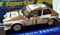 Lancia Delta S4 rally San Remo 1986 Superslot UK H3638