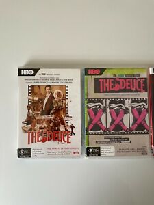 The Deuce Complete Series - 8 Discs - Like New - Sold As Is - Free Post + Track