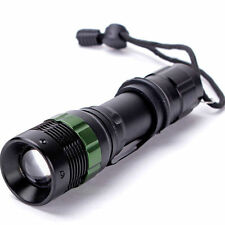 3000 LM Zoomabile CREE XM-LQ5 torcia LED Torcia Luce Zoom Super Luminosi