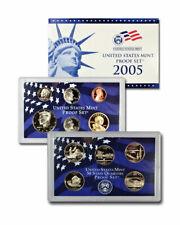 2005 United States Us Mint 11pc Clad Proof Set Sku1451