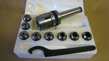 MILLING COLLET CHUCK SET 3MT. COLLET CHUCK SET 3MT Direct from Toolco UK