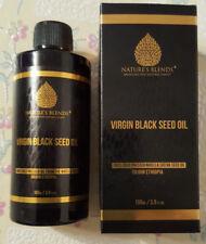 Pack of Pure Virgin Black Seed Oil 100% Cold Pressed Nigella Sativa Kalonji Oil