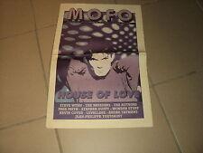 MOFO 15 (9/93) HOUSE OF LOVE THE AUTEURS STEVE WYNN KEVIN COYNE WONDER STUFF