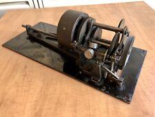 New ListingEdison Home Model A Cylinder Phonograph Motor & Bedplate. Original. No Reserve