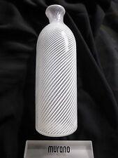 Murano Filigrana Glass Bottle, poss. Dino Martins / Fratelli Toso,