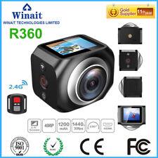 2017 newest 360 full panorama 360 Vr camera/ digital video c