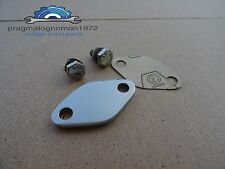 VOLVO 121 122 544 P1800 140 B18 B20 WATER OUTLET COVER MIRROR FINISH !!!