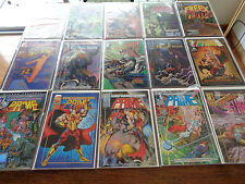 MALIBU COMICS ULTRAVERSE COLLECTION 169 NM OR BETTER ISSUES 1992 RARE INVESTMENT