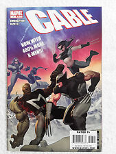 Cable #7 (Dec 2008, Marvel) Vf+