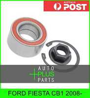 Fits FORD FIESTA CB1 2008- - Front Wheel Bearing Repair Kit 39x72x37